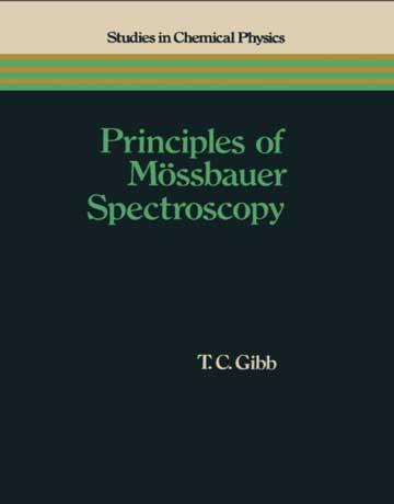 دانلود کتاب مبانی طیف سنجی Mossbauer موزبائر T. C. Gibb