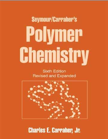 دانلود کتاب شیمی پلیمر سیمور ویرایش 6 ششم