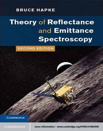 دانلود کتاب تئوری بازتاب و طیف سنجی شدت نشر ویرایش 2 دوم Bruce Hapke