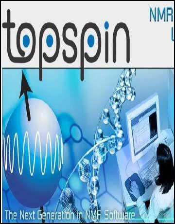 دانلود TopSpin 4.0.3 Win/Mac نرم افزار آنالیز و تحلیل داده های طیف سنجی NMR