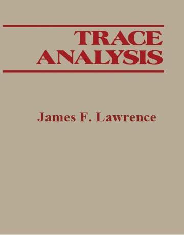 دانلود کتاب آنالیز و تحلیل ردیابی مجموعه 3 جلدی James F. Lawrence