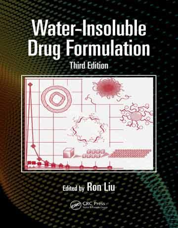 دانلود کتاب فرمولاسیون دارو غیر قابل حل در آب ویرایش 3 سوم Ron Liu