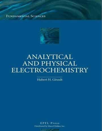 دانلود کتاب الکتروشیمی تجزیه ای و فیزیکی Hubert H. Girault