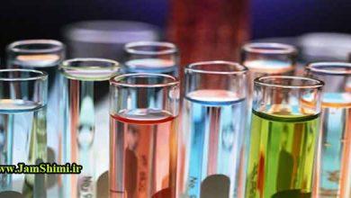 دانلود مجموعه نمونه سوال های شیمی تجزیه 2 + جواب