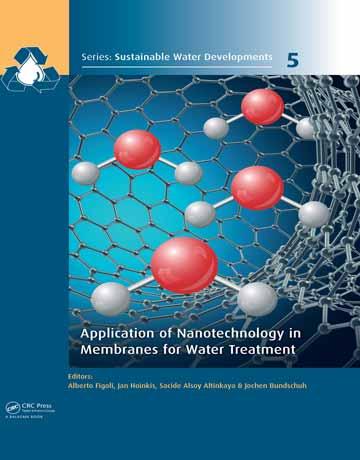 دانلود کتاب کاربرد نانوتکنولوژی در غشاهای تصفیه آب Alberto Figoli
