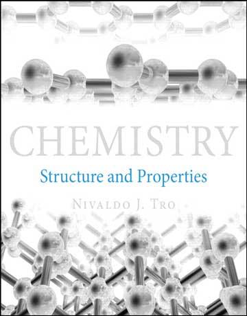 دانلود کتاب شیمی عمومی: ساختار و خواص ویرایش 1 اول ترو Nivaldo Tro