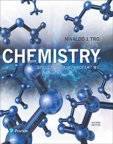 دانلود کتاب شیمی عمومی: ساختار و خواص ویرایش 2 دوم Nivaldo Tro