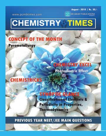 دانلود مجله Chemistry Times - August 2018