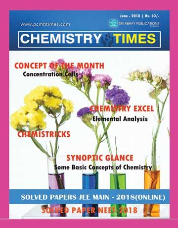 دانلود مجله Chemistry Times - June 2018
