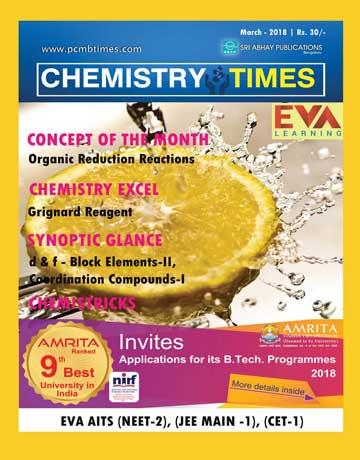 دانلود مجله Chemistry Times - March 2018