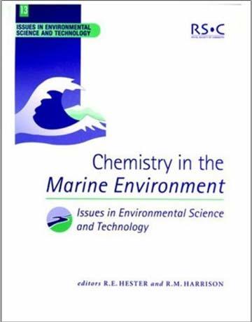 دانلود کتاب شیمی در محیط دریایی R E Hester