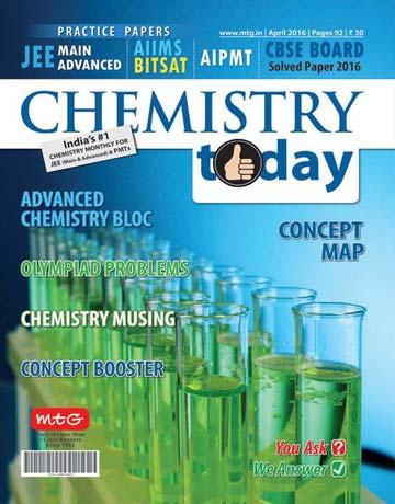دانلود مجله شیمی Chemistry Today April 2016