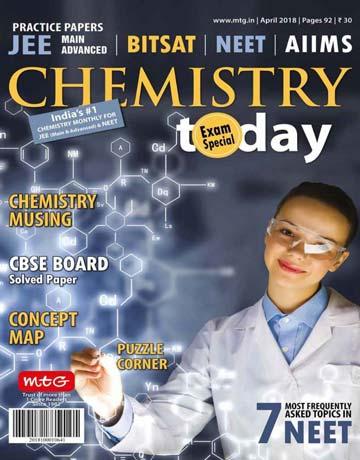 دانلود مجله شیمی Chemistry Today April 2018