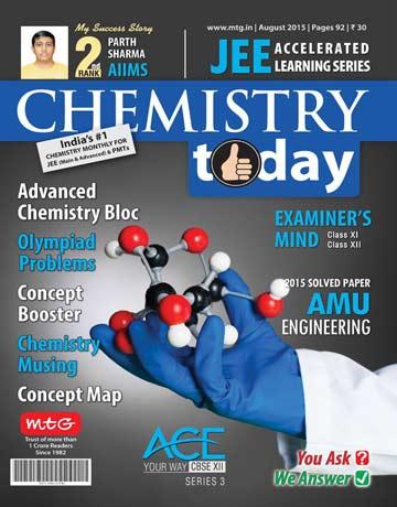 دانلود مجله شیمی Chemistry Today August 2015
