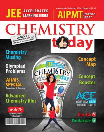 دانلود مجله شیمی Chemistry Today February 2016