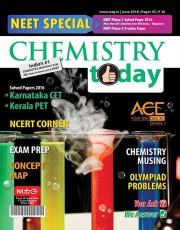دانلود مجله شیمی Chemistry Today June 2016
