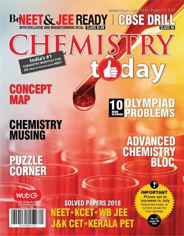 دانلود مجله شیمی Chemistry Today June 2018