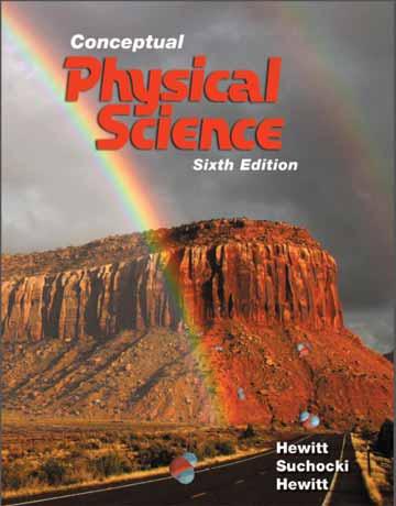 دانلود کتاب علم فیزیکی مفهومی ویرایش 6 ششم Paul G. Hewitt