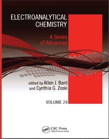 دانلود کتاب شیمی الکتروتجزیه ای بارد جلد 24 Allen J. Bard
