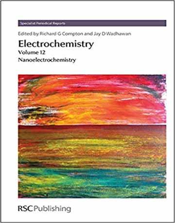 دانلود کتاب الکتروشیمی: جلد 12 - نانوالکتروشیمی Richard G Compton
