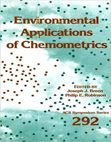 دانلود کتاب کاربردهای محیطی کمومتریکس Joseph J. Breen