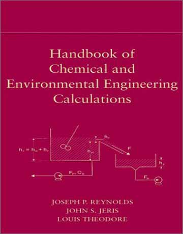 دانلود هندبوک محاسبات مهندسی شیمی و محیط زیست Reynolds