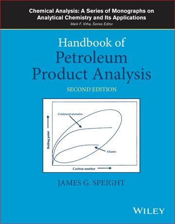 دانلود هندبوک آنالیز فراورده های نفتی ویرایش 2 دوم James G. Speight