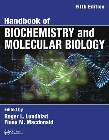 دانلود هندبوک بیوشیمی و زیست شناسی مولکولی ویرایش 5 پنجم Roger L. Lundblad