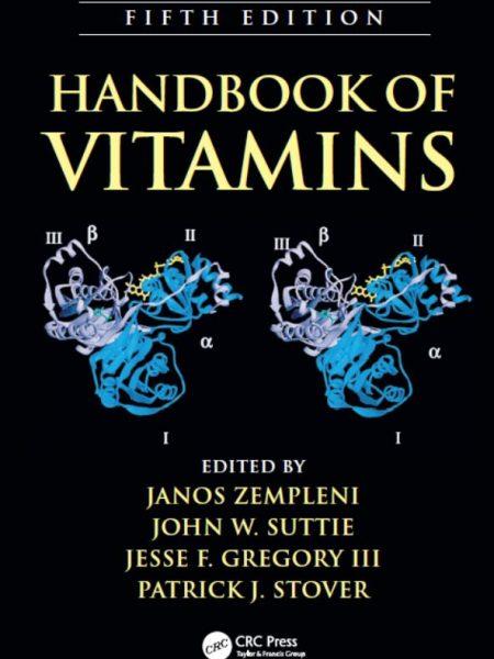 دانلود هندبوک ویتامین ها ویرایش 5 پنجم Janos Zempleni