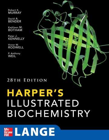 دانلود بیوشیمی مصور هارپر ویرایش بیست و هشتم 28 Robert K Murray