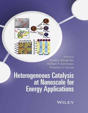 دانلود کتاب کاتالیزورهای ناهمگن در مقیاس نانو برای کاربردهای انرژی Franklin Tao