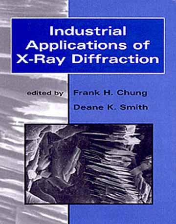 دانلود کتاب کاربردهای صنعتی پراش اشعه ایکس Frank Smith