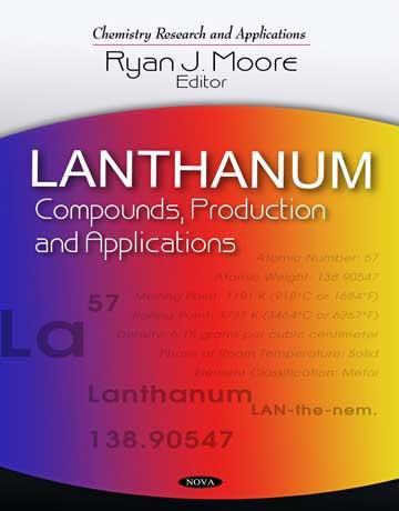 دانلود کتاب لانتان: ترکیبات، تولید و کاربرد Ryan J. Moore