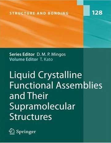 دانلود کتاب مجموعه تابعی کریستال مایع و ساختار ابرمولکول های آن ها Takashi Kato