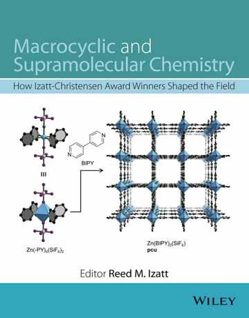 دانلود کتاب شیمی ماکروسیکل ها و ابرمولکولی Reed M. Izatt