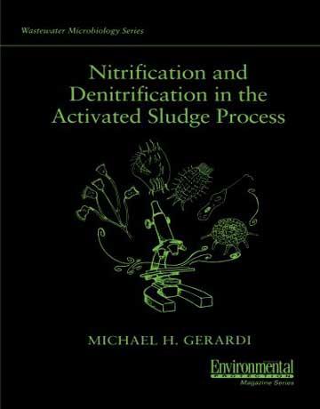 دانلود کتاب نیتریفیکاسیون و دنیتریفیکاسیون در فرایند لجن فعال Michael Gerardi