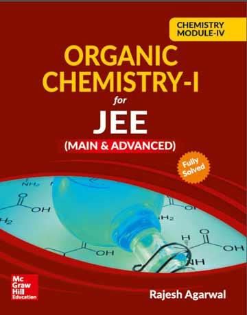 دانلود Organic Chemistry I for JEE کتاب شیمی آلی 1 Rajesh Agarwal