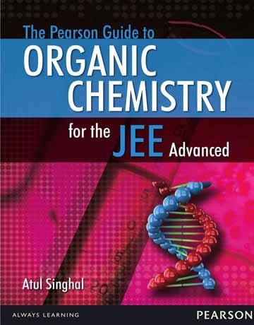 دانلود کتاب راهنمای پیرسون شیمی آلی برای JEE پیشرفته Atul Singhal