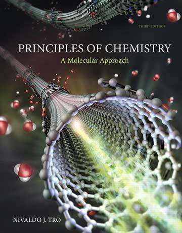 دانلود کتاب اصول شیمی عمومی: رویکرد مولکولی ویرایش 3 سوم Nivaldo Tro