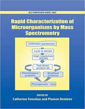 دانلود کتاب شناسایی سریع میکرو ارگانیسم ها با استفاده از طیف سنجی جرمی Fenselau