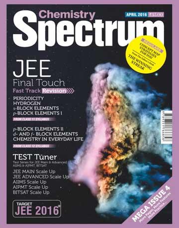 دانلود مجله Spectrum Chemistry - April 2016