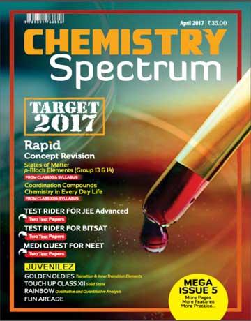 دانلود مجله Spectrum Chemistry - April 2017