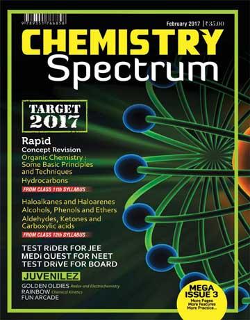 دانلود مجله Spectrum Chemistry - February 2017