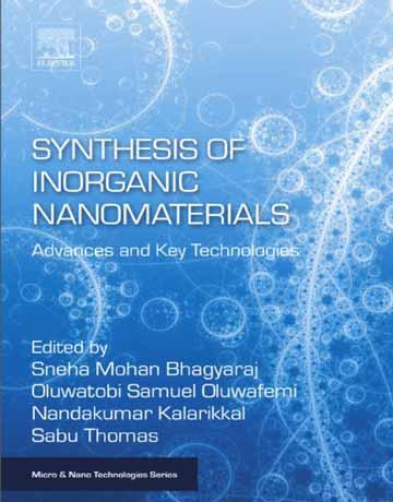 دانلود کتاب سنتز نانومواد معدنی: پیشرفت و تکنولوژی کلیدی Bhagyaraj
