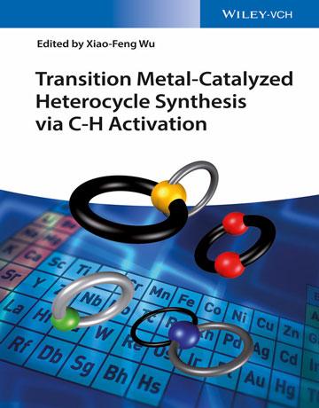 دانلود کتاب سنتز هتروسیکل کاتالیز شده فلزات واسطه از طریق فعال سازی C-H