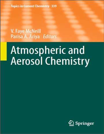 دانلود کتاب شیمی آئروسل و اتمسفری McNeill