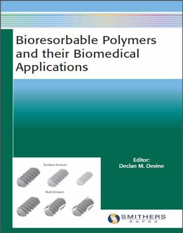دانلود کتاب پلیمرهای بیولوژیکی و کاربردهای پزشکی آن ها Declan M. Devine
