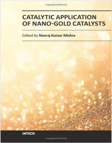 دانلود کتاب کاربردهای کاتالیزوری کاتالیست های نانو-طلا Mishra