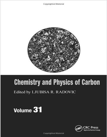 دانلود کتاب شیمی و فیزیک کربن جلد 31 Ljubisa Radovic