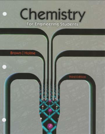 دانلود کتاب شیمی برای دانشجویان مهندسی ویرایش 3 سوم Lawrence S. Brown